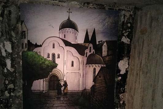 Ryska kyrkan i Visby