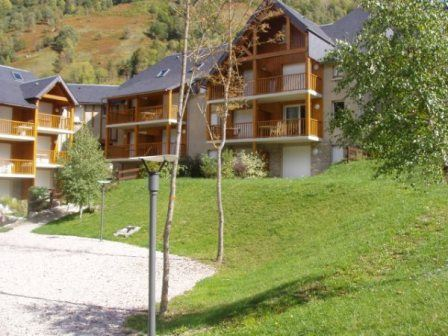 VLG142 - Appartement dans résidence à Loudenvielle
