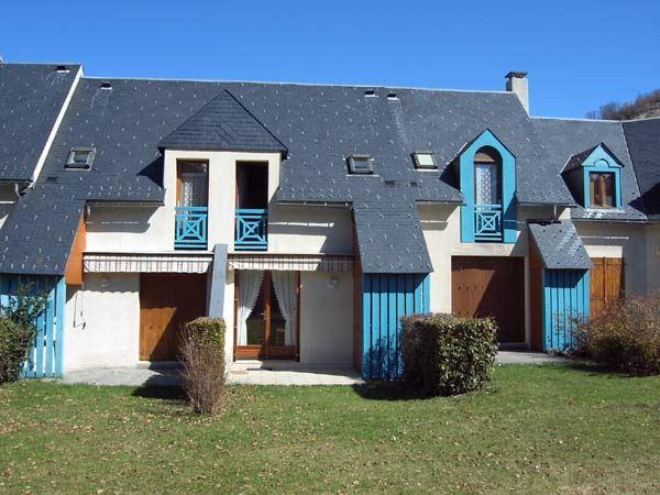 VLG116 - Maison mitoyenne à Loudenvielle