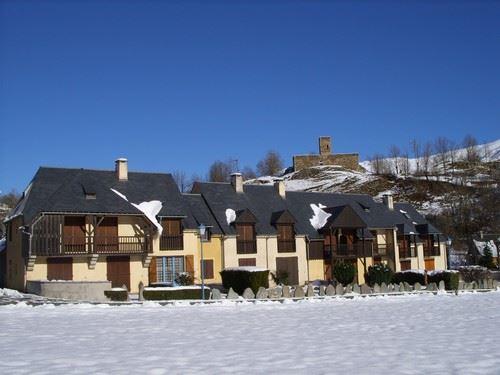 VLG224 - Studio dans résidence récente en village