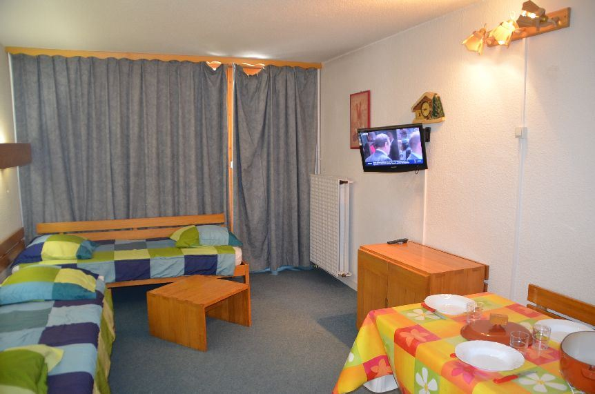 2 Rooms 5 Pers ski-in ski-out / CHAVIERE 613