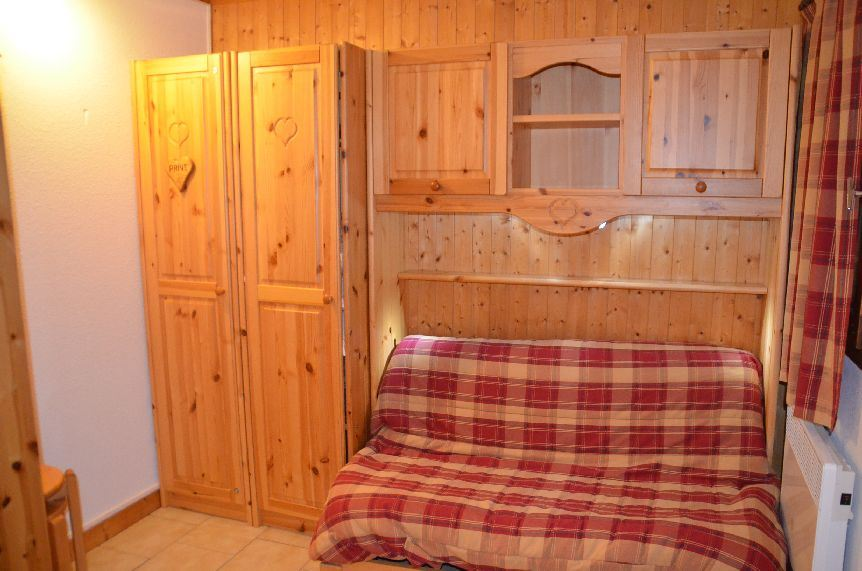 Studio cabin ski-in ski-out / VILLARET 322