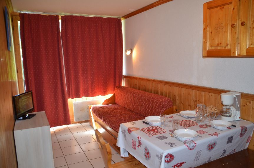 Studio cabin 4 Pers ski-in ski-out / VILLARET 517