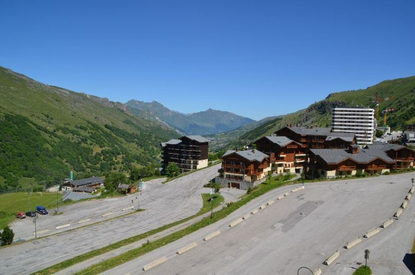 2 Pièces cabine 4 Pers skis aux pieds / VILLARET 709