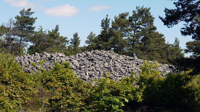 Högarör - bronsåldersgrav