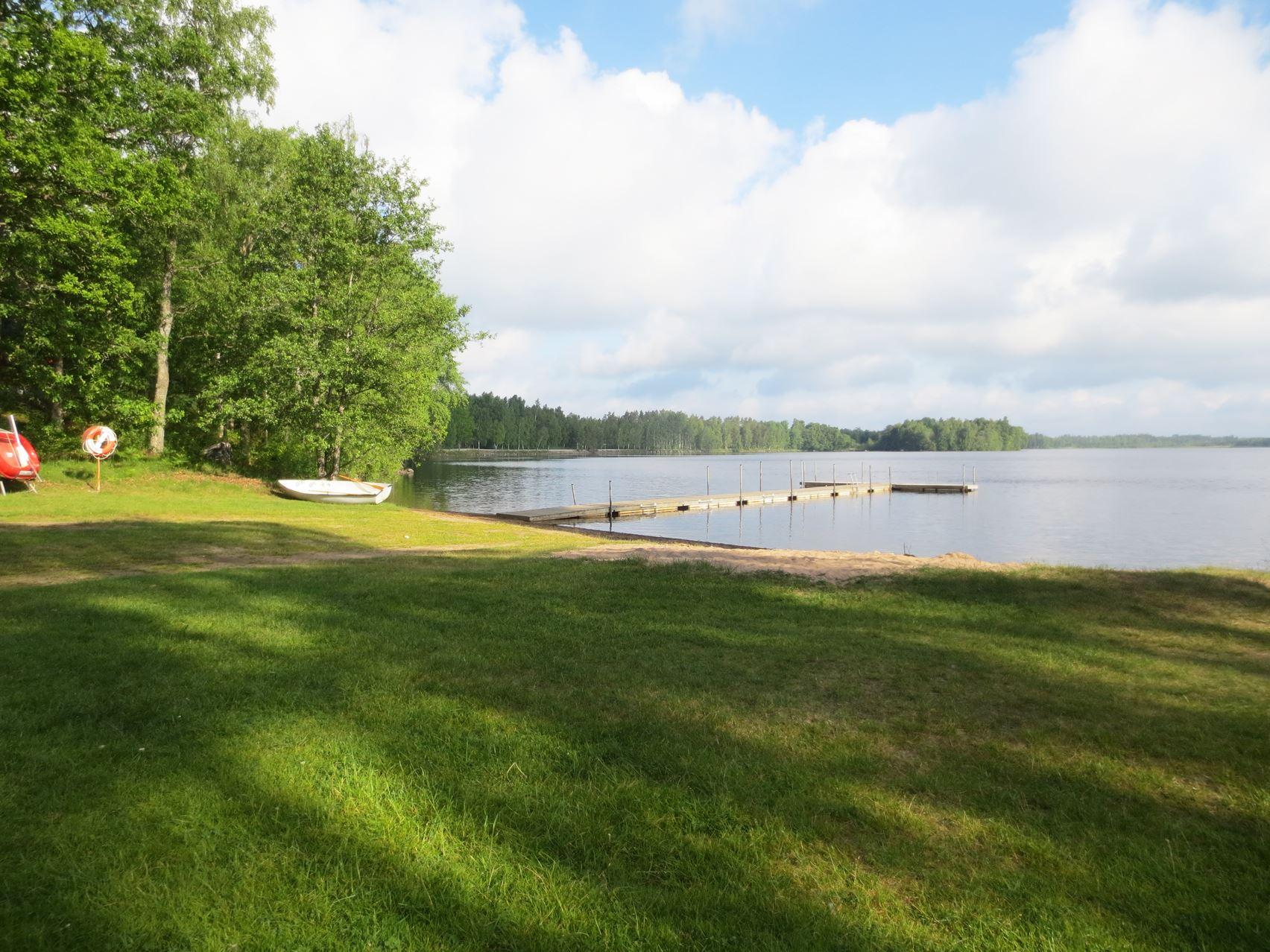 Bathing place: Sikabacken