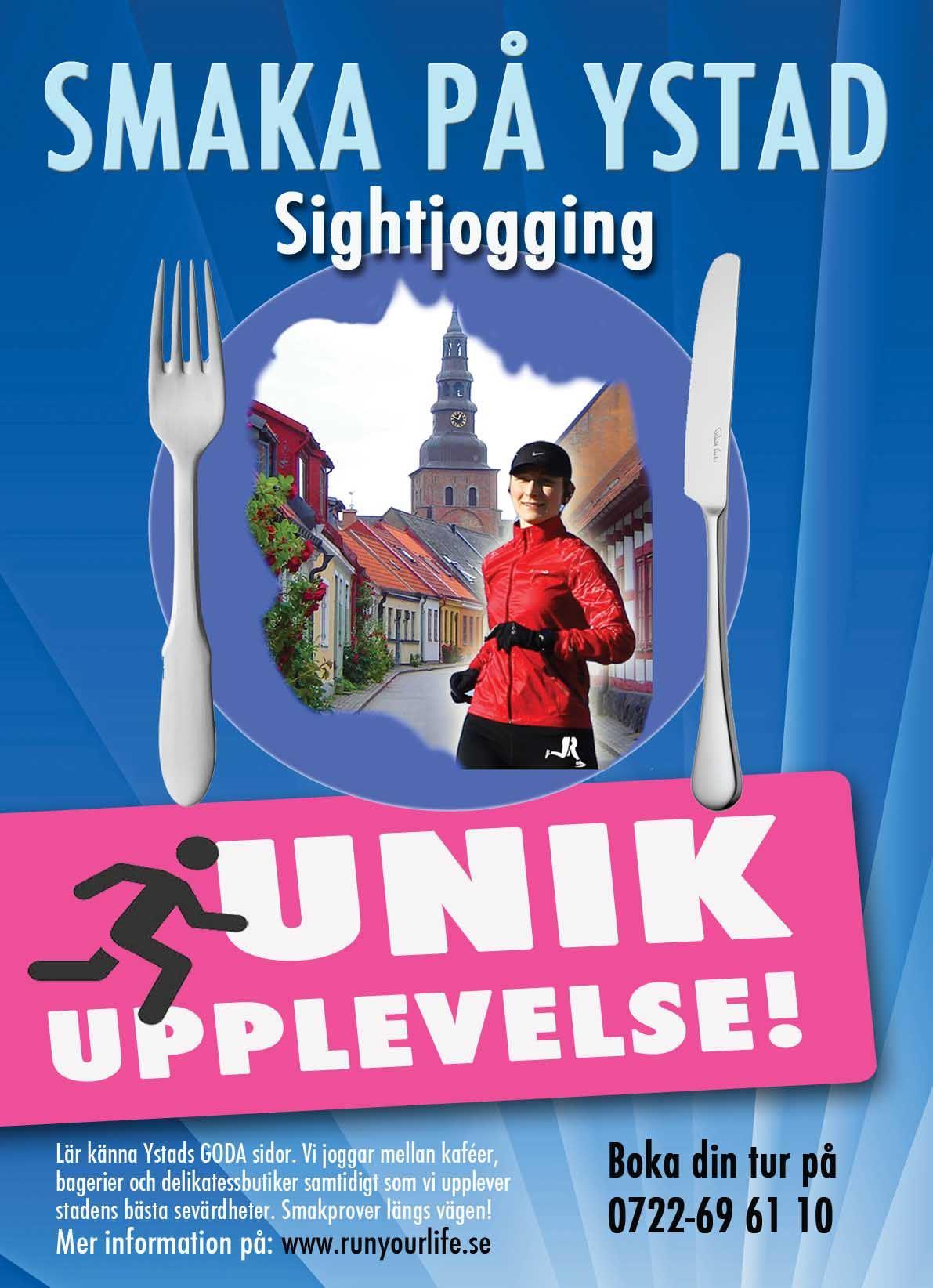Smaka på Ystad