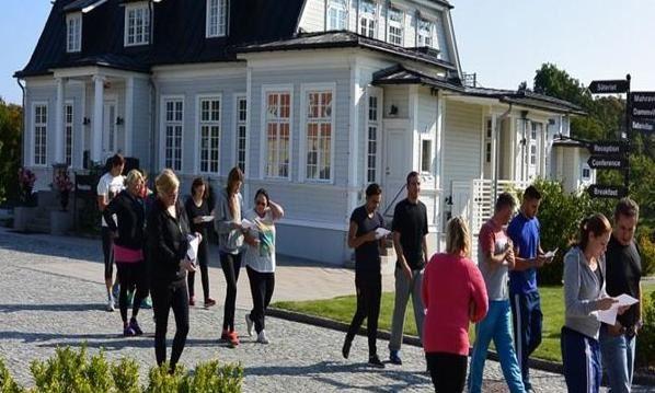 Gårdsvandring på Eriksberg