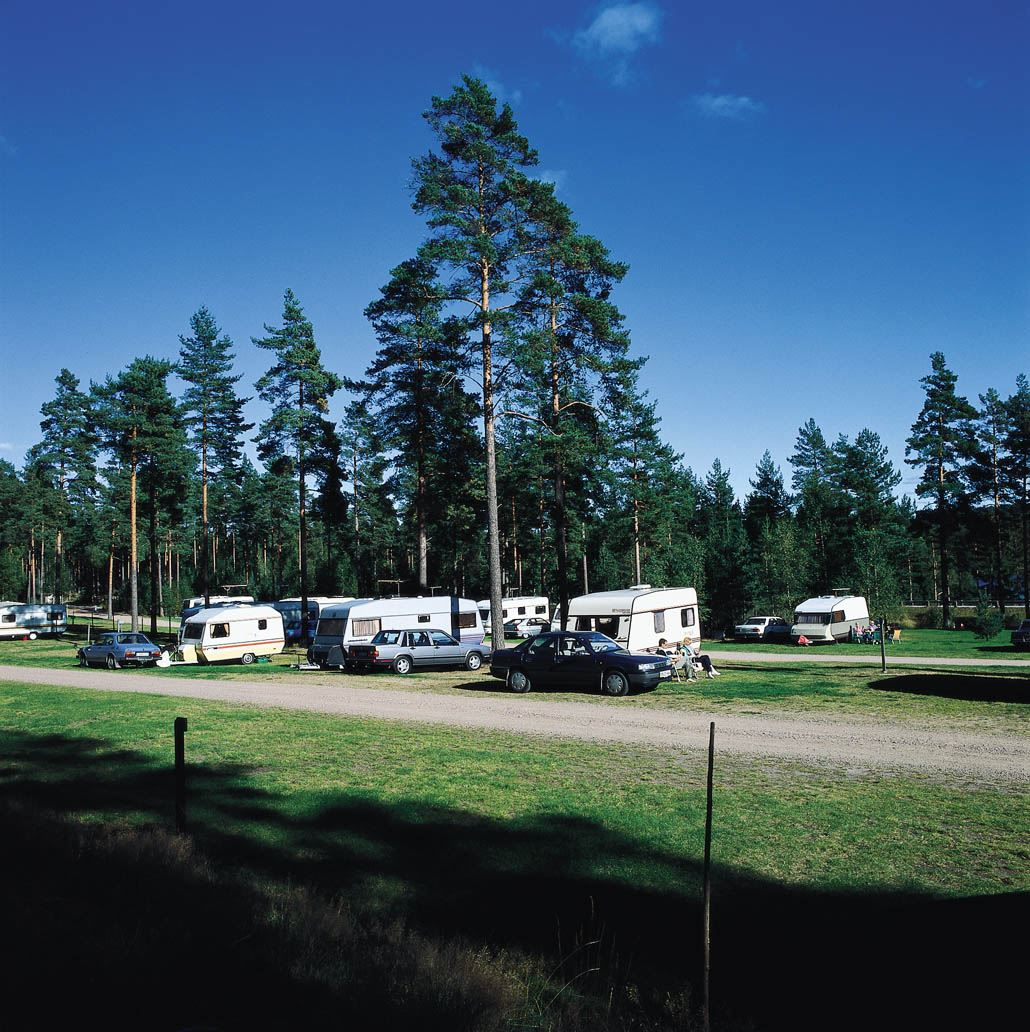 Isaberg Mountain Resort - Camping