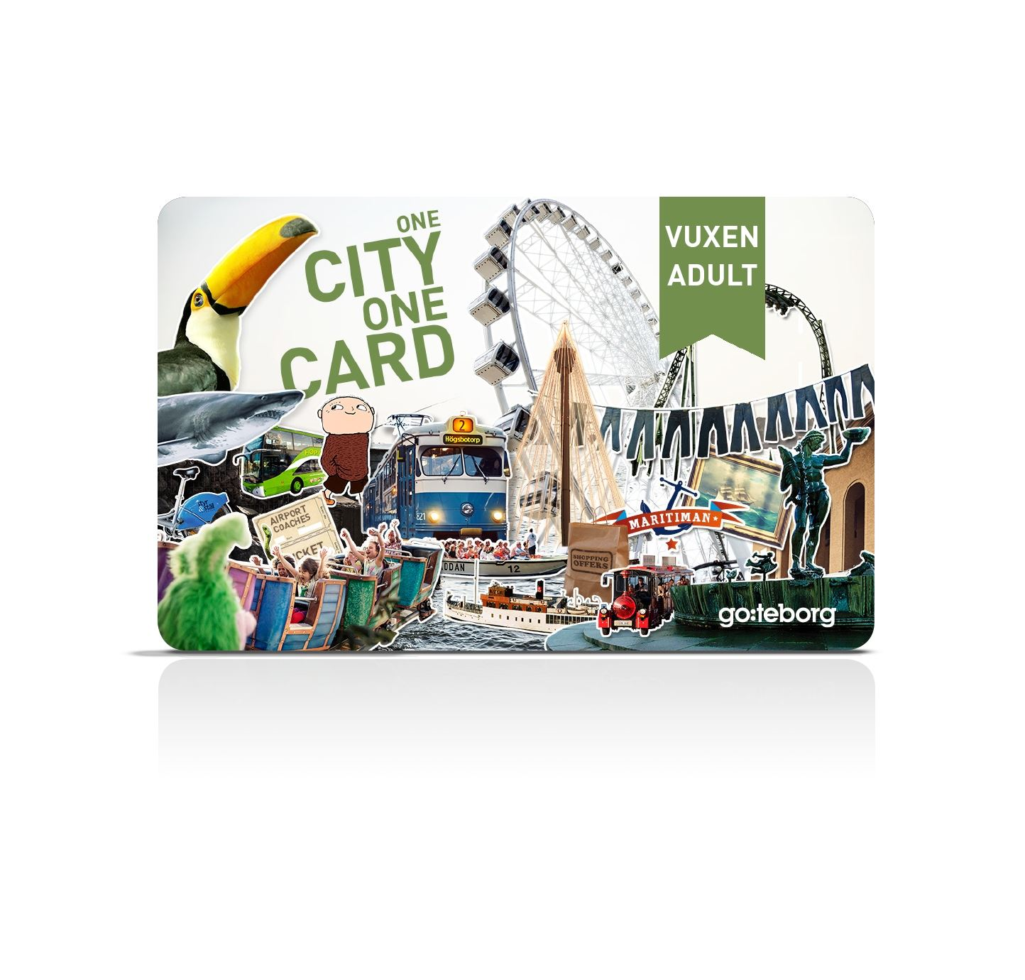 Gothenburg City Card