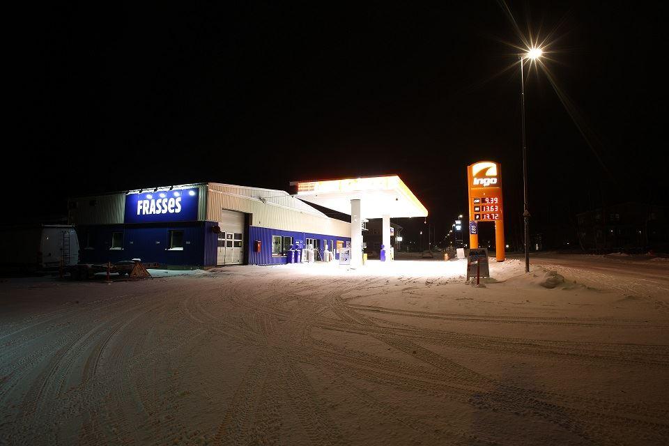 www.ricke.se,  © Malå kommun, Frasses
