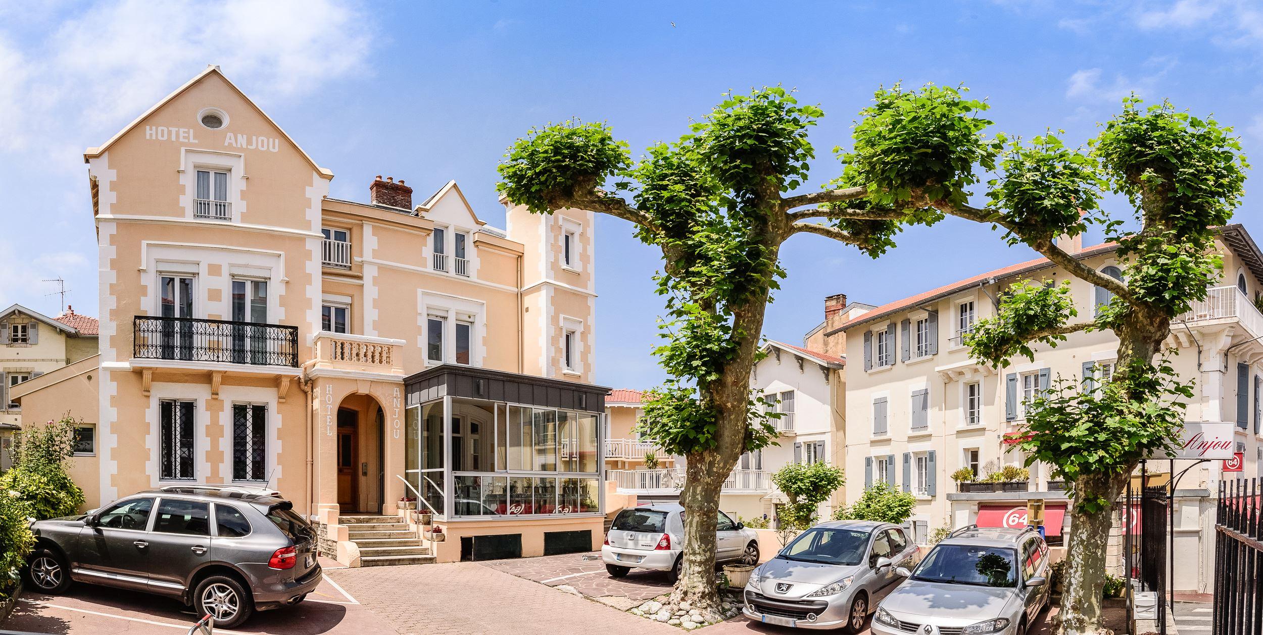 Hôtel Anjou