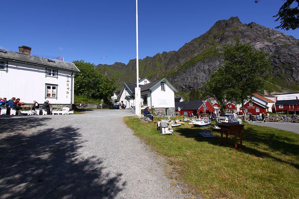 © Smaken av Lofoten - Restaurant Lofoten Å, The taste of Lofoten - Restaurant Lofoten