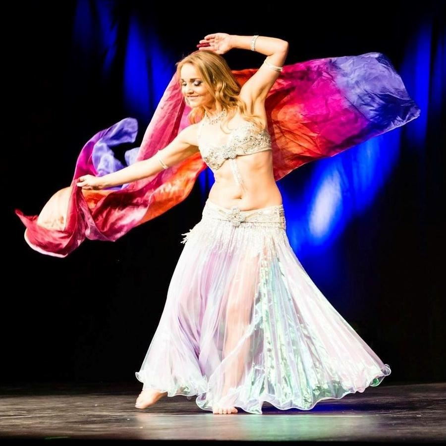© Anna Hyberg, Oriental dance