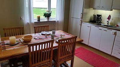 Jan van der Mierden,  © Malå kommun, Lägenhet i Rentjärn, kök