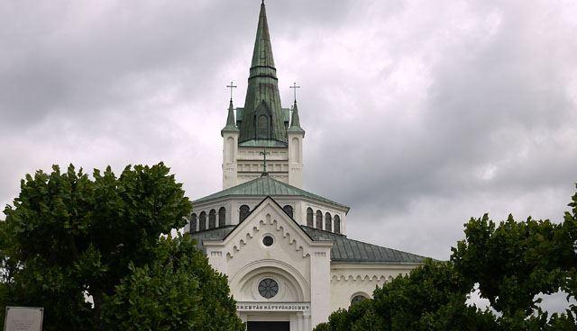 Hällaryds kyrka