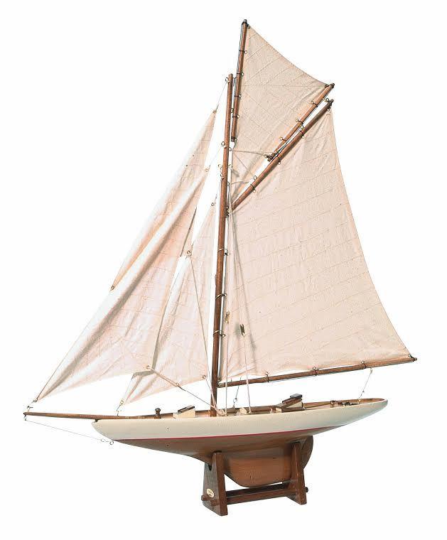 Sjöbutiken - modellbåtar & marina inredningsdetaljer