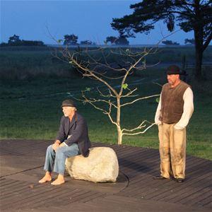 I väntan på Godot - Samuel Beckett