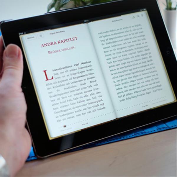 Kjell Carlsson,  © Kjell Carlsson, Digidelvecka – Kom igång med att låna e-böcker och e-tidningar