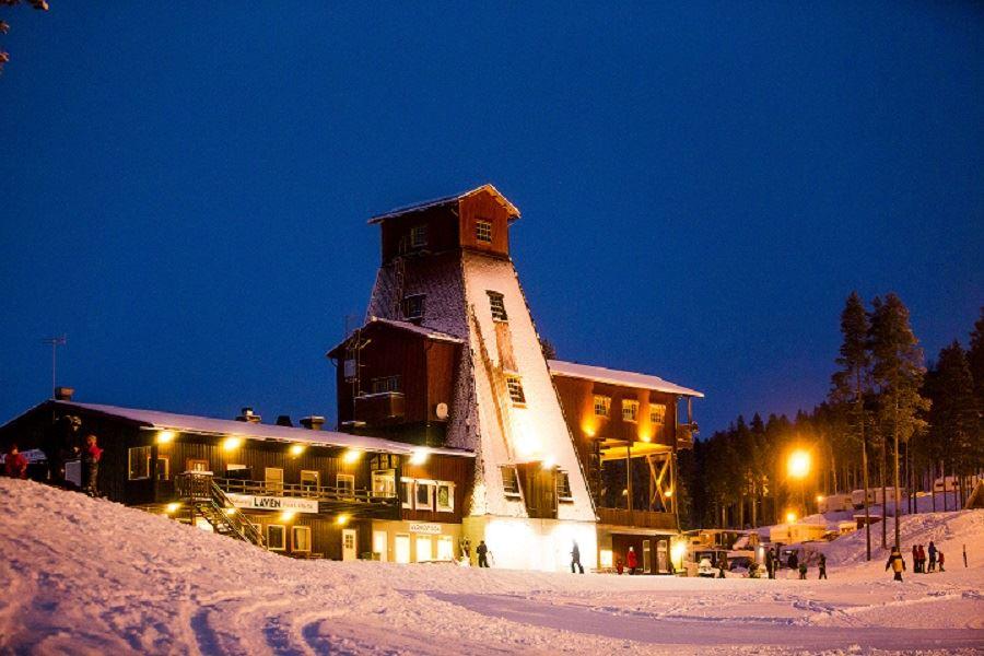 Malå Hotell & SkiEvent restaurang LAVEN