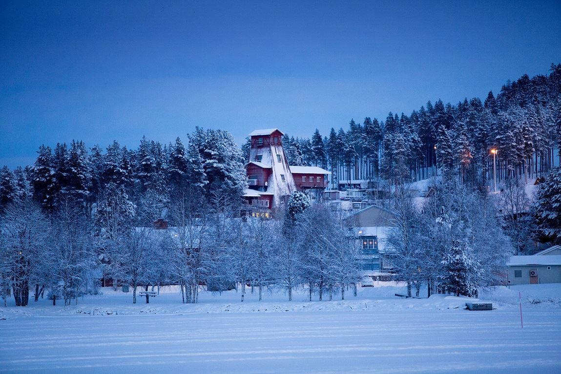 www.ricke.se,  © Malå kommun, Malå Hotell & SkiEvent restaurang LAVEN