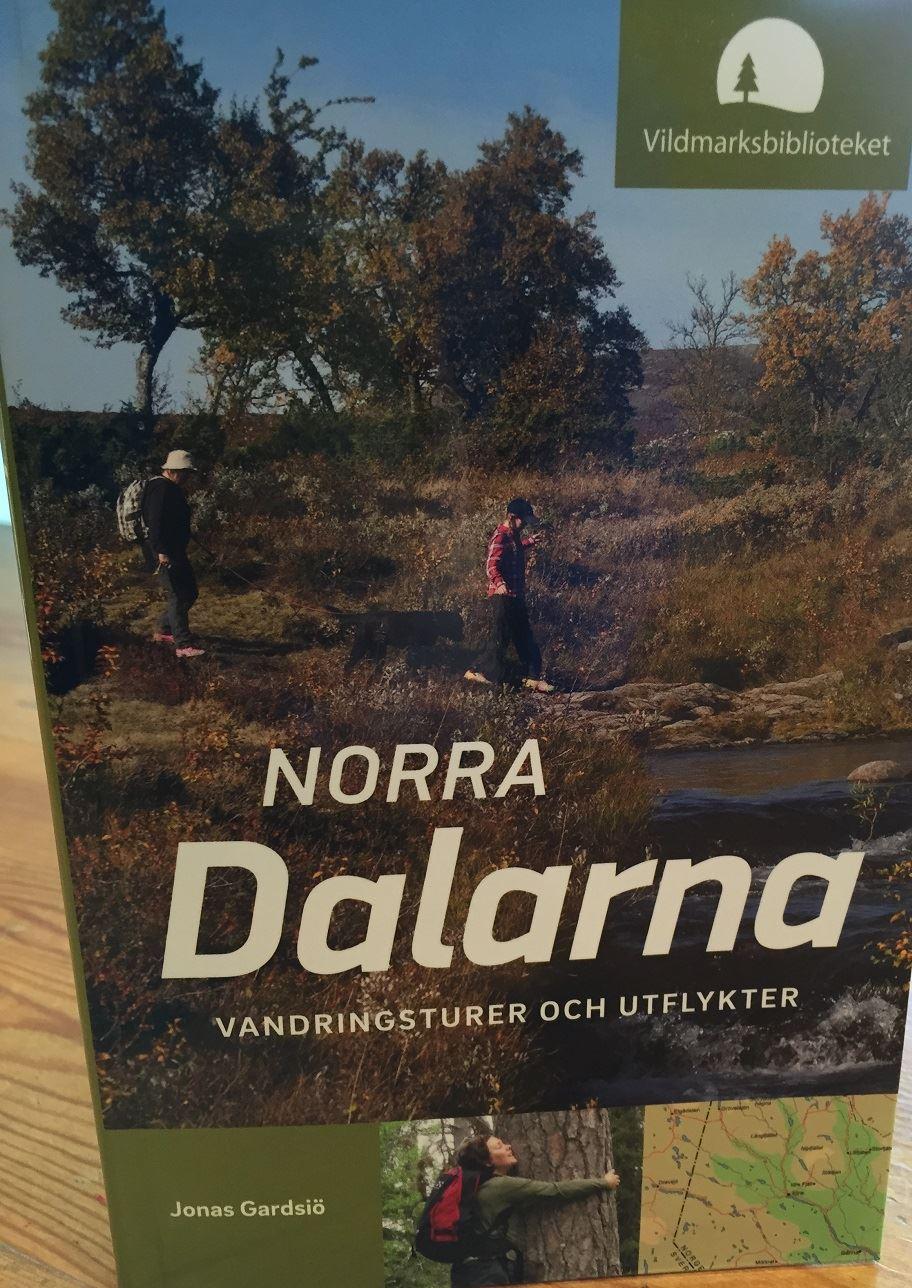 Vandringsturer i Norra Dalarna (Jonas Gardsiö)