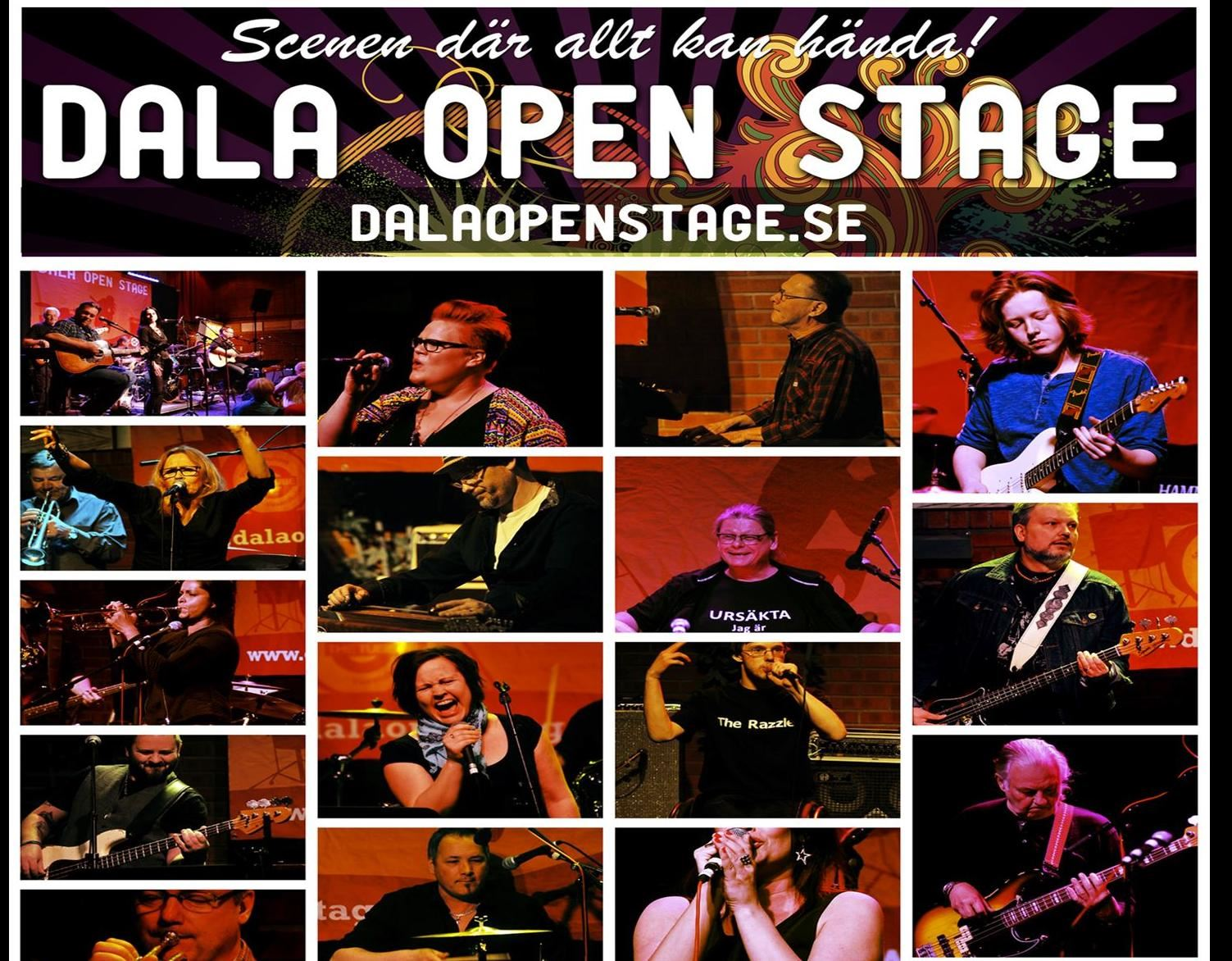 Dala Open Stage