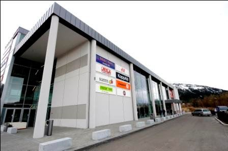 Byporten Kjøpesenter Mo i Rana