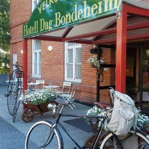 Dagbondeheim og Kaffistove