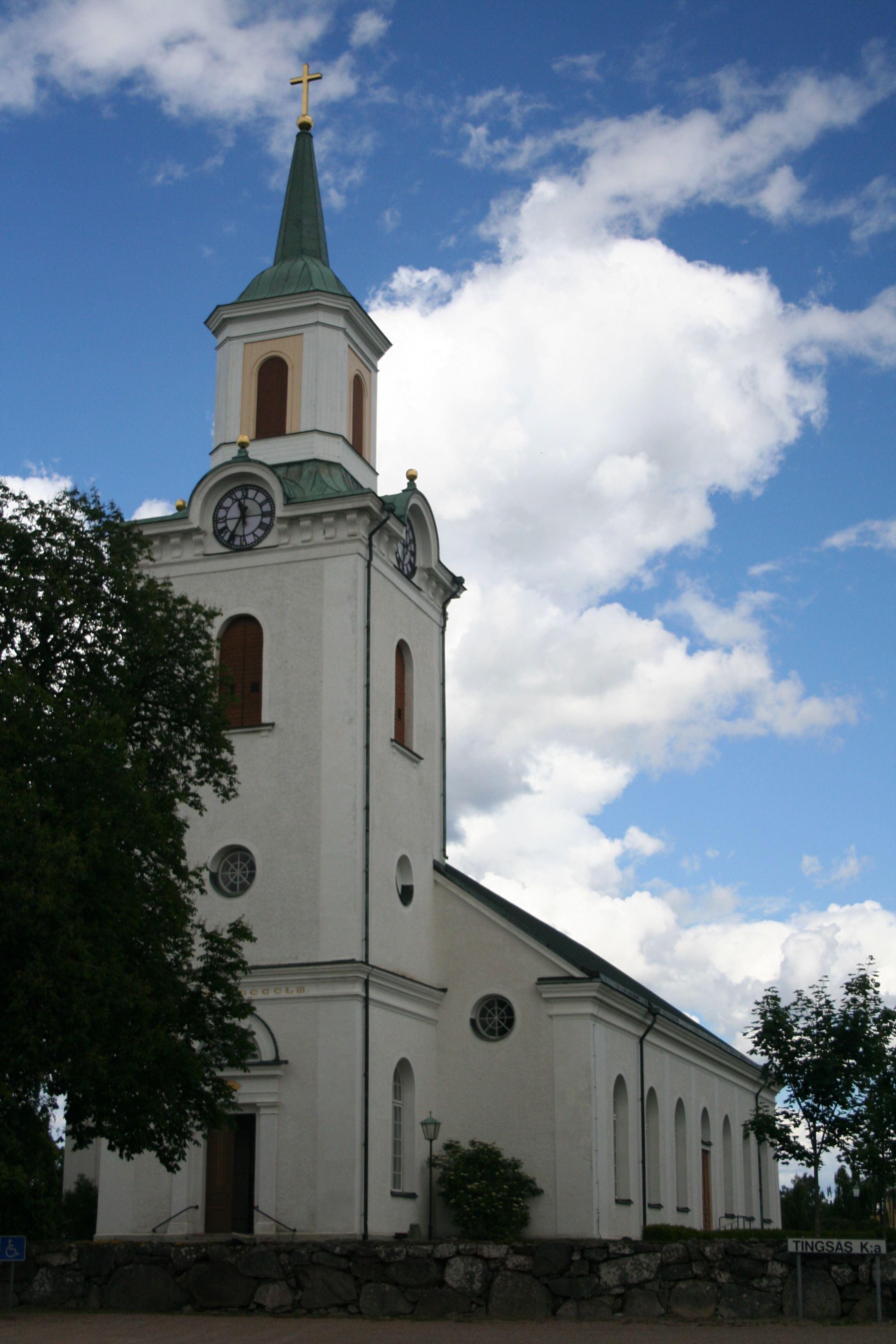 Sommermusik in Tingsås kyrka in Tingsryd