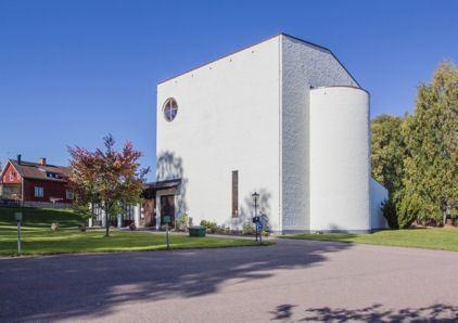 Calle Eklund, Vikmanshyttans kyrka