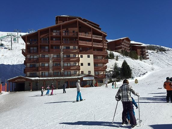 2 Rooms 4 Pers ski-in ski-out / VALMONT 911