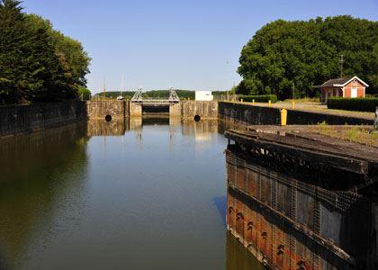 © lvan, canal de la la Martinière