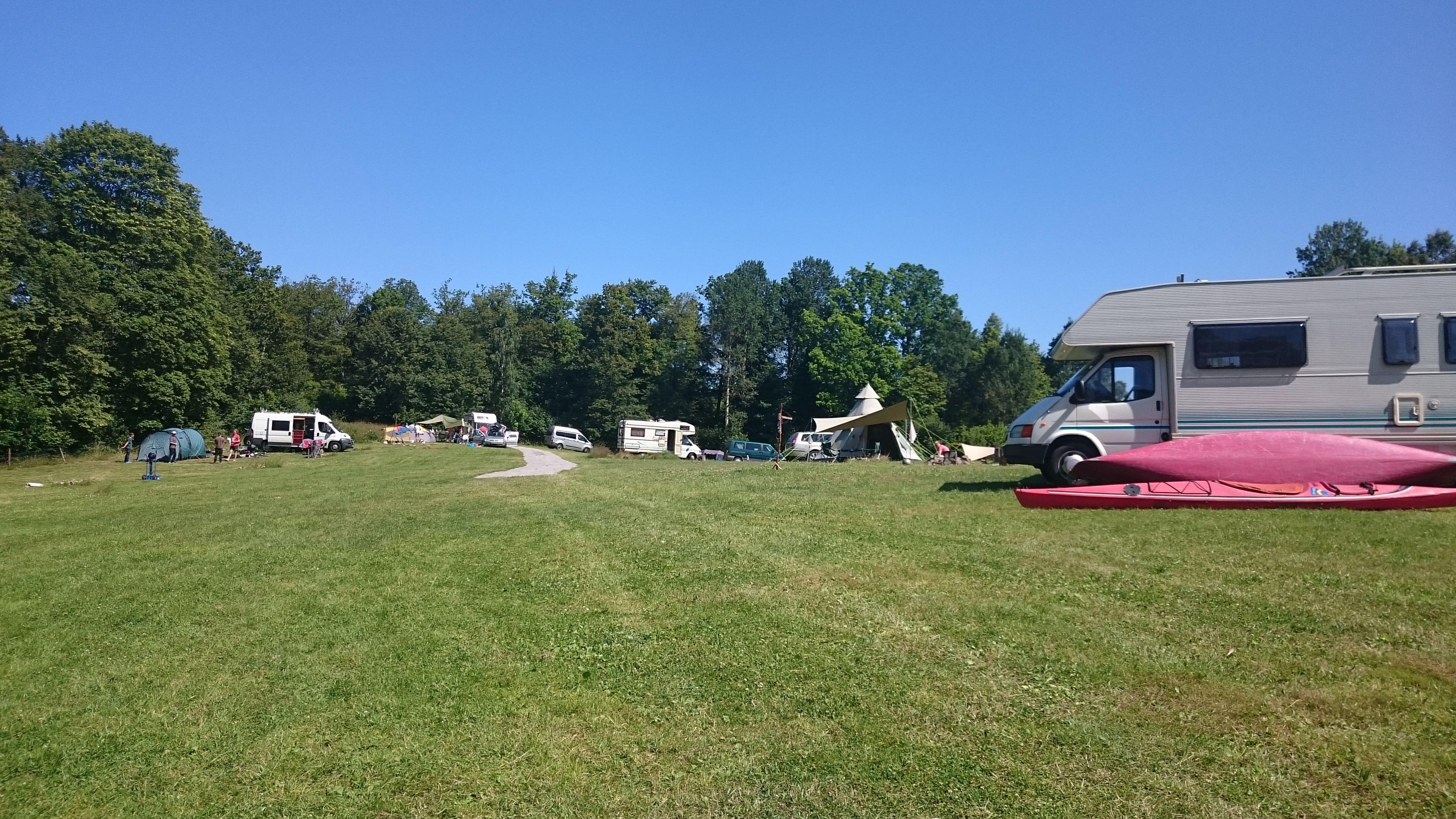 Rotahult Naturcampingplatz