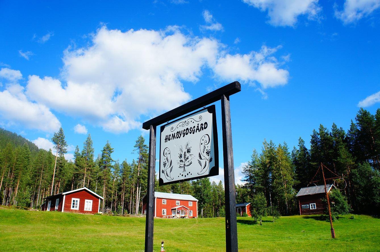 Aleksandra Simanovskaya,  © Malå kommun, Malå Hembygdsgård