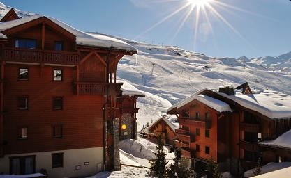 3 Pièces 6 Pers skis aux pieds / ALPAGES DE REBERTY 21