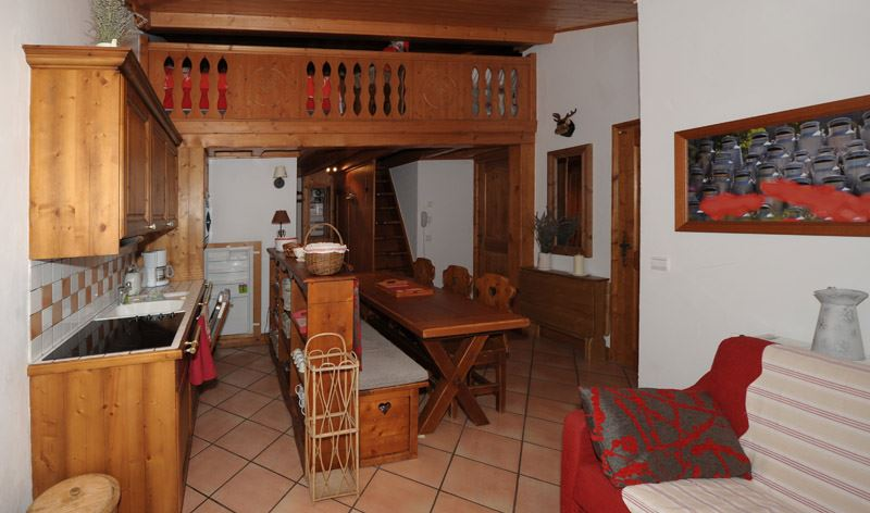 3 Rooms 8 Pers ski-in ski-out / ALPAGES DE REBERTY 27
