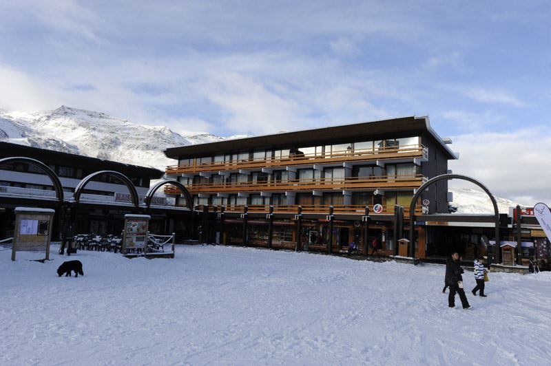 2 Rooms 6 pers ski-in ski-out / VANOISE 38