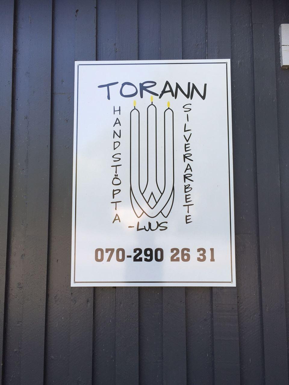 © Vetlanda turistcenter, Toranns ljusstöperi & Silver