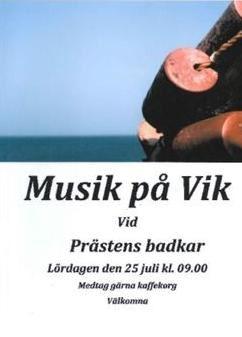 Musik på Vik