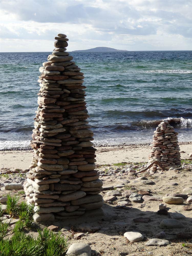 Guidad tur - Sten och Sand, Flisa och Fossil