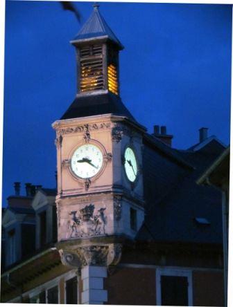 Potins et Ragots - Chambéry - Visite Nocturne