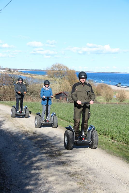 Ticket for guidet tour on a Segway (1 hour) age: 16+