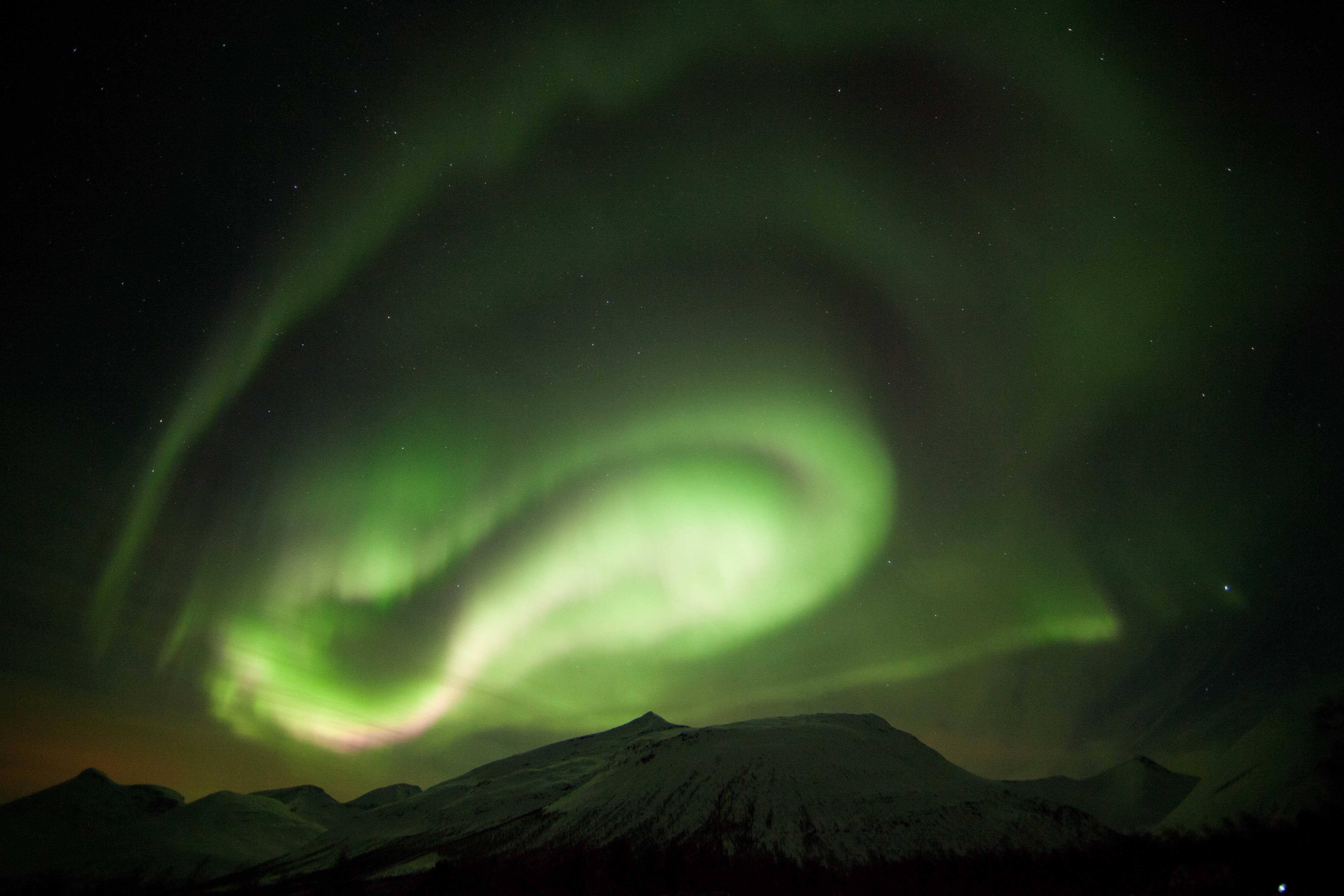 Det dansende lyset – Roy Sætre Arctic Trip
