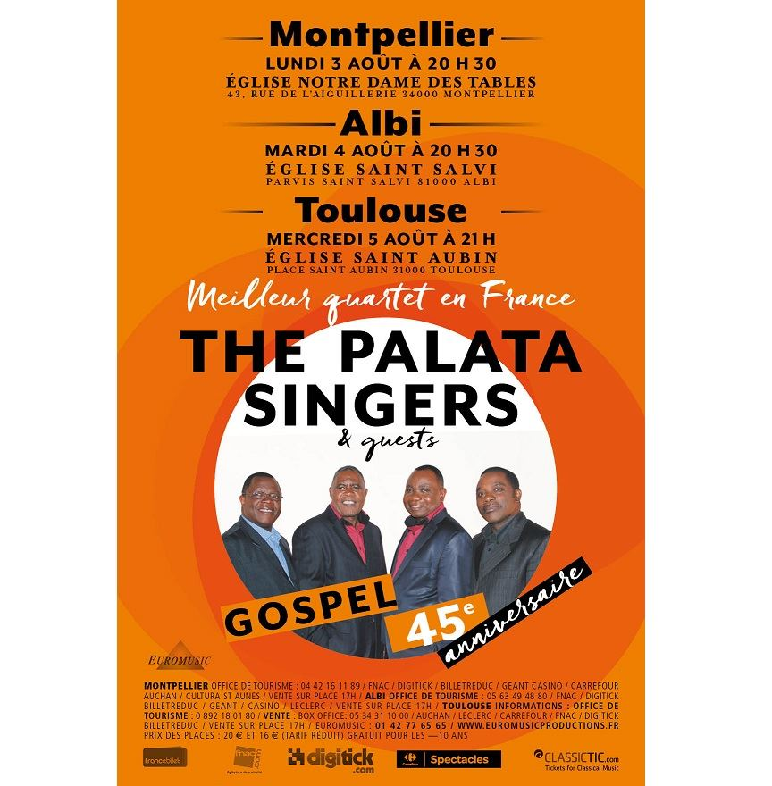 Concert The Palata Singers