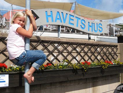 Havets Hus Strandskola (Beach school)