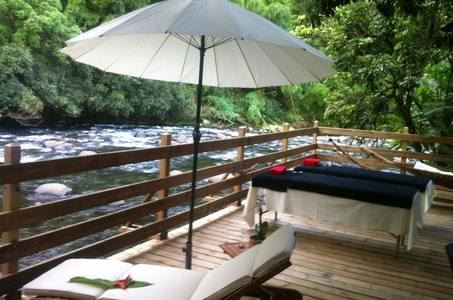 RIVER SPA : 60 minute massage