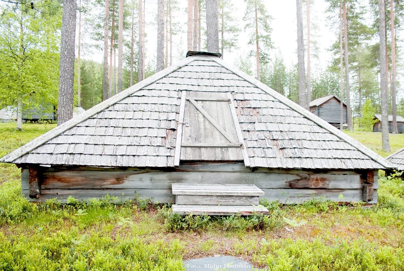 Malin Hedman,  © Malå kommun, Lappstaden