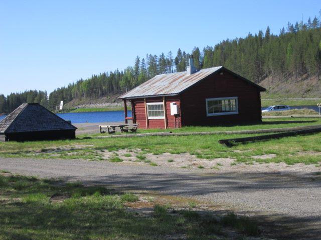 Kerstin Andersson,  © Malå kommun, Camping, stugor