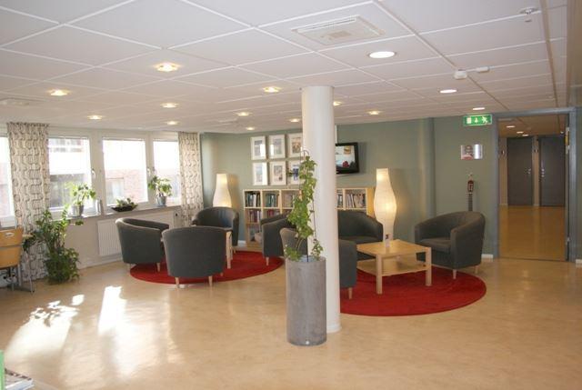 Malmö city, STF Hotel